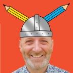 Nick Sharratt's Right Royal Drawalong
