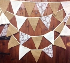 POSTPONED: Messel's Makers - Festival bunting