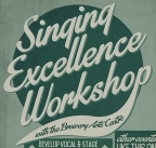 Singing Excellence with The Brewery Arts Centre Ages13-19