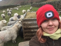 Volunteer profile - Helen Race