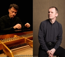 Paul Lewis and Steven Osborne - One piano, four hands