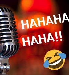 Rosehill's Comedy Club - September 2021