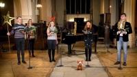 Watch our festive concert online
