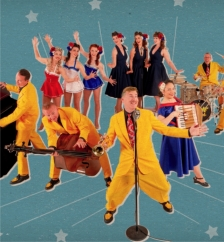 The Jive Aces - Big Beat Revue